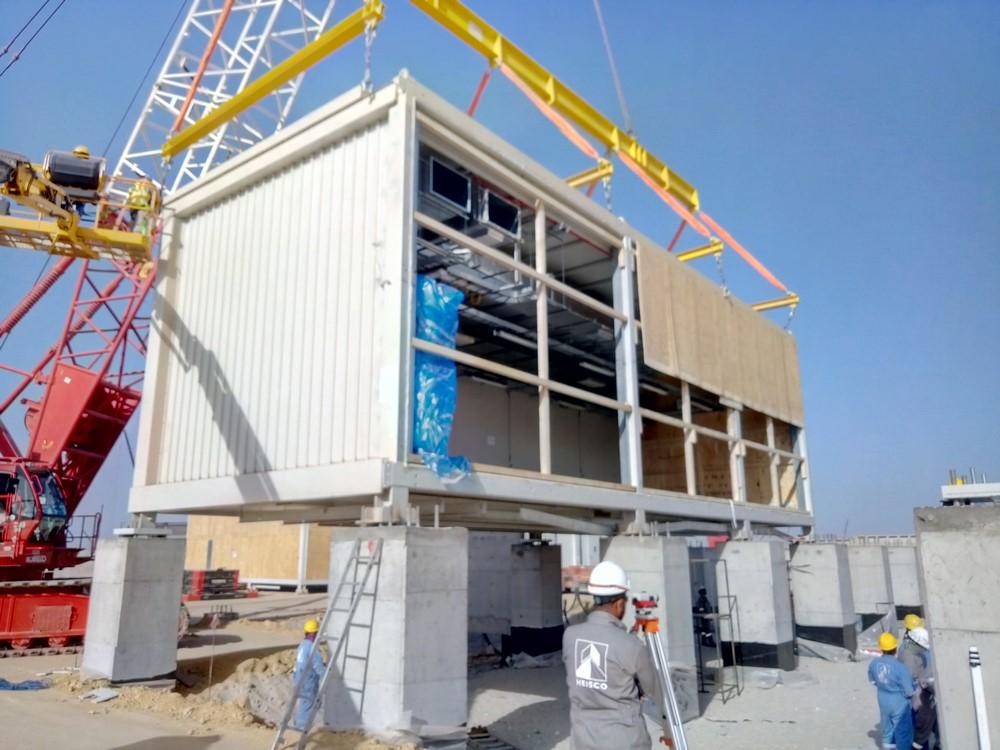 Imesa Spa | KNPC KUWAIT AL-ZOUR NEW REFINERY PROJECT - PKG 4