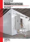 CONTAINERIZED ELECTRICAL SUBSTATION