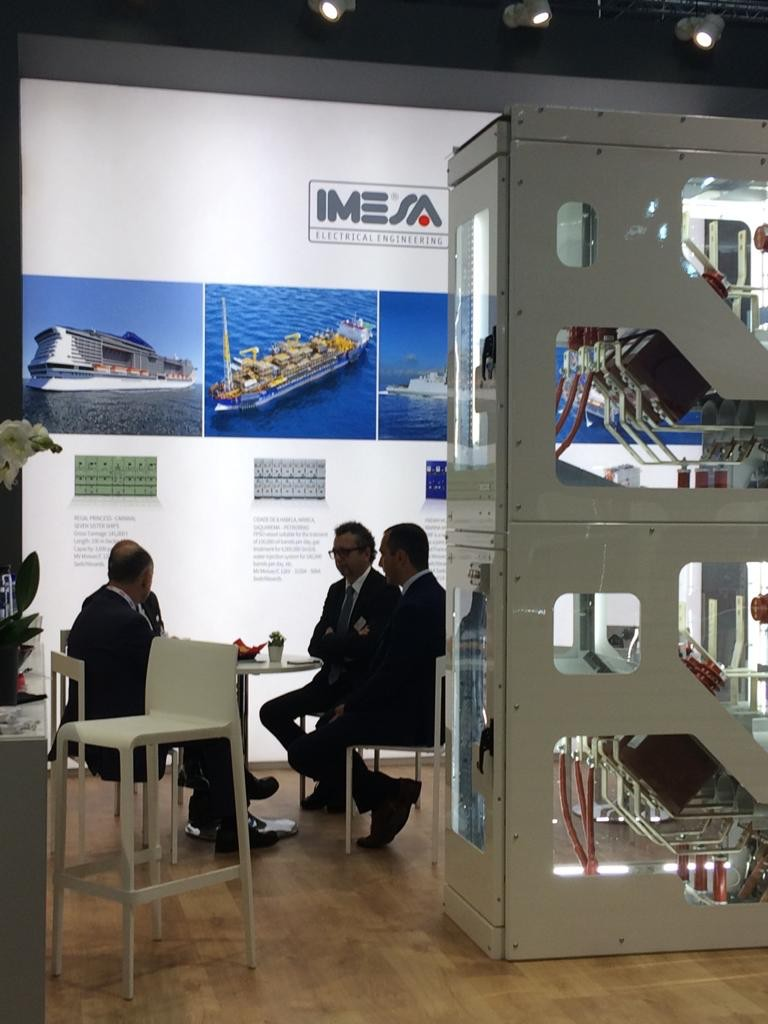 Imesa a Nor-Shipping 2019