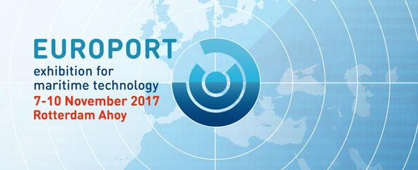 EUROPORT EXHIBITION 2017 – AHOY ROTTERDAM
